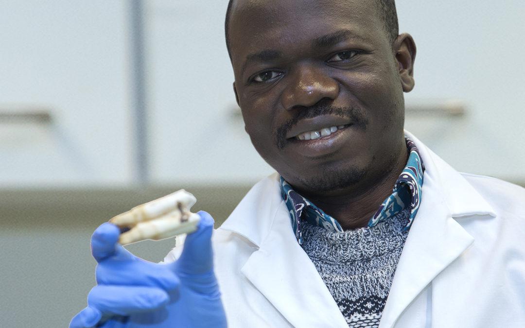 Dr Djagoun Chabi Sylvestre