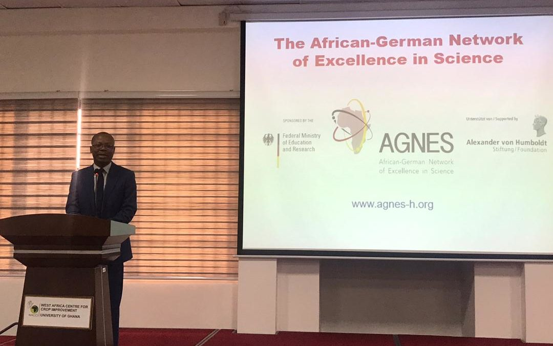 AvH-AGNES Workshop, February 17, 2020, University of Ghana, Legon