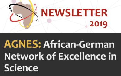 La Newsletter de AGNES est disponible